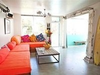 Colorful Boho Surf Pad