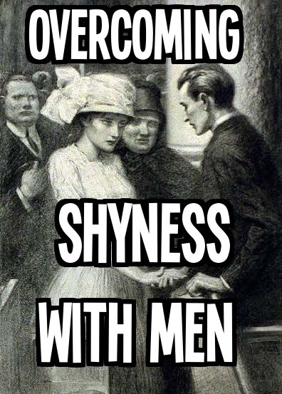 Tips in Overcoming Shyness With Men --- Are you shy and you do not know how to act around men? If you want to be successful with men in the dating game, overcoming shyness with men is important. You do not have to stay aloof with men because there are ways to achieve confidence with men.  #dating #attractmen #love