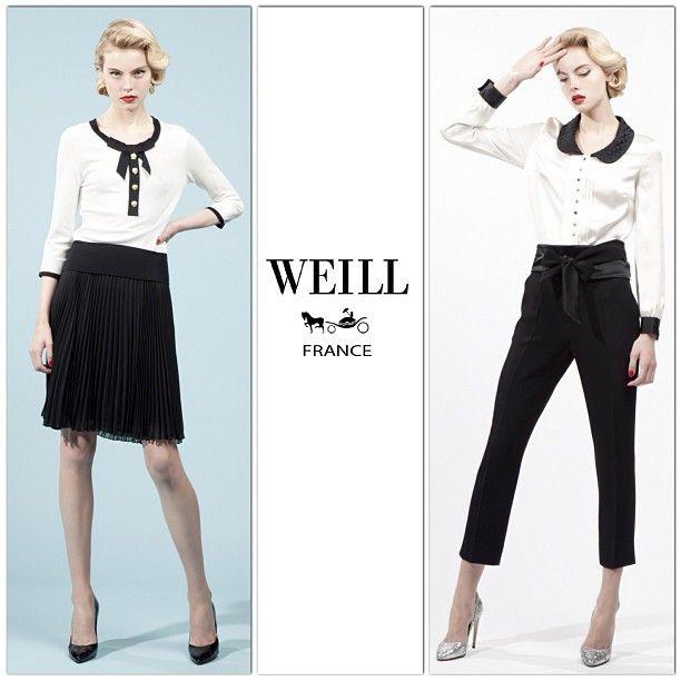 Бутик La Fee c удовольствием приглашает Вас на первое поступление осенней коллекции французского дома мод Weill. Элегантные шелковые блузы, нежнейший трикотаж, шикарные пальто и жакеты, брюки и юбки. Приходите, порадуйте себя.