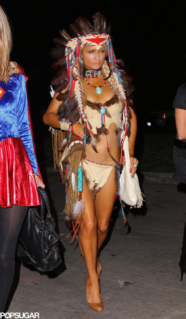 native american hot costume sexy native american 2010jpg - Halloween Native American