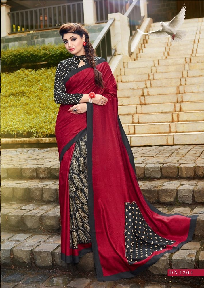 BOLLYWOOD SAREE PARTY WEAR INDIAN PAKISTANI ETHNIC WEDDING DESIGNER SARI #ManasCollections #SareeSari #DailyandCasualWear