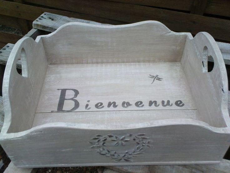 tuto plateau bois (source : Comptoir du bonheur).