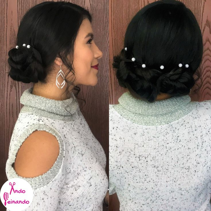 Peinado elegante DIY | Peinado cabello largo | peinados paso a paso