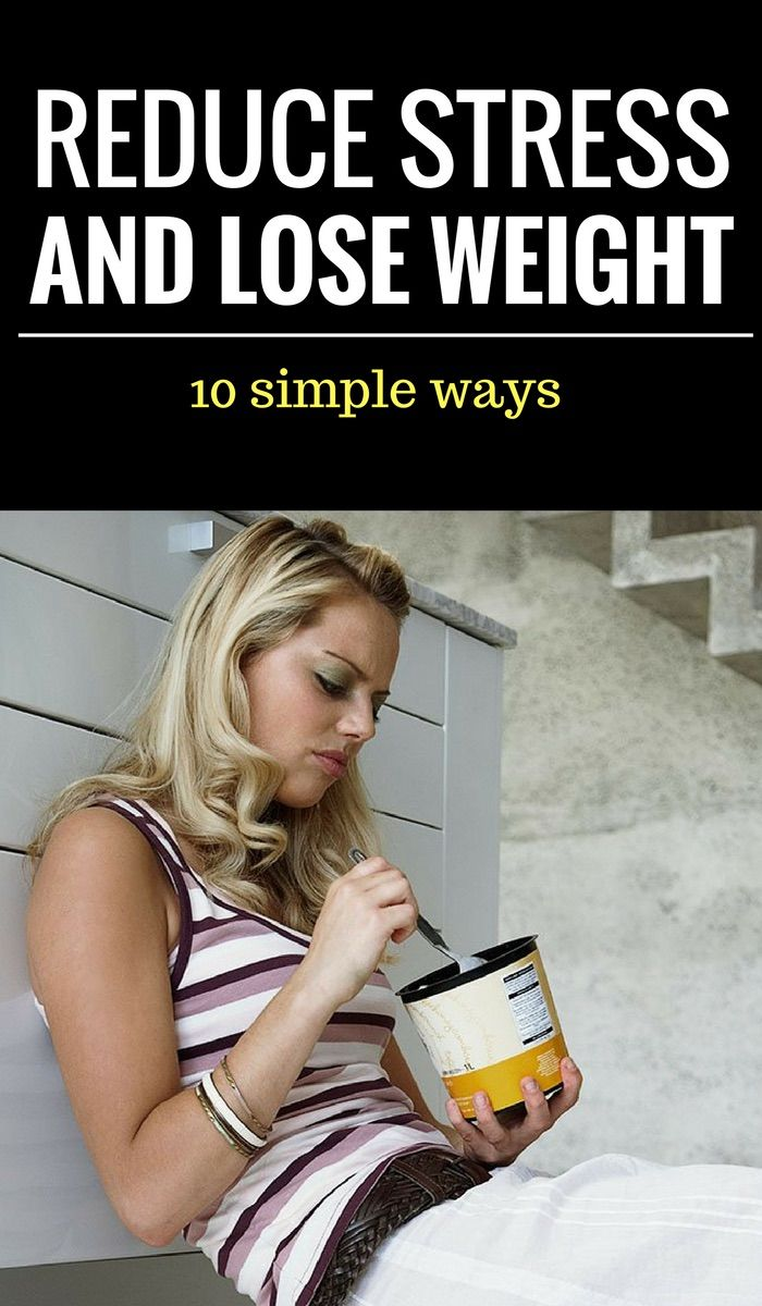 Stress a major contributor to weight gain - learn how to reduce stress and lose…