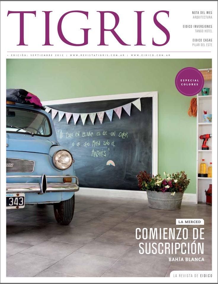 Revista Tigris, Septiembre 2012 (www.revistatigris.com.ar)