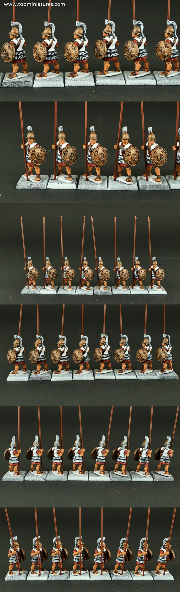Warhammer ancients pikemen