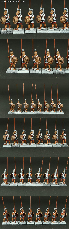 Warhammer ancients pikemen