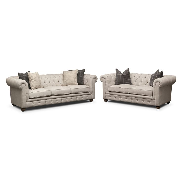 fashionable country living room furniture. Living Room Furniture - Madeline 2 Pc. Fashionable Country T