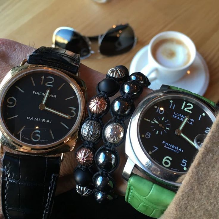 COFFEE date with Panerai