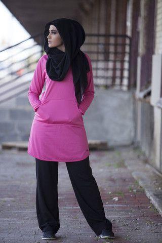 Basic Workout Top - Pink
