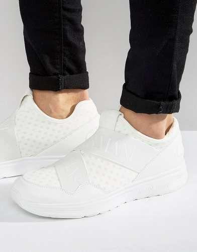 Prezzi e Sconti: #Armani jeans scarpe da corsa c on elastico taglia Eu 45 eu 39 eu 43 eu  ad Euro 182.99 in #Armani jeans #Male per prodotto scarpe