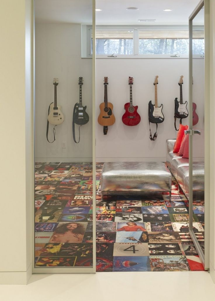 112 best f 39 n rock band room images on pinterest for Modern house music