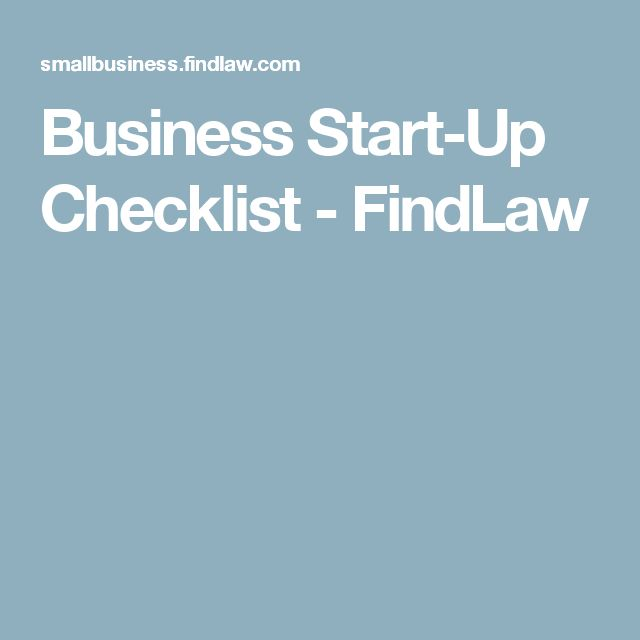 Starting A Business Checklist  Bizfilings  Private Practice