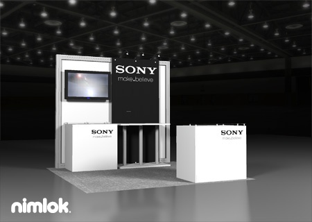 Trade Show Booth Design Ideas find this pin and more on stc tradeshow banner benchmarking by jasongreeno Find This Pin And More On 10 X 10 Trade Show Booths Exhibits Displays By Thedisplayers