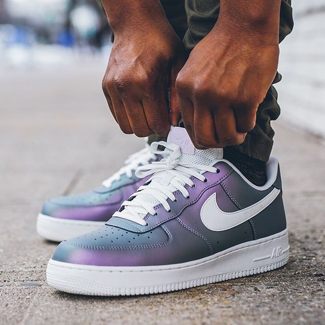 Nike Air Force 1 Iced Lilac