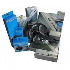 Shimano Ultegra Di2 6770 10 Speed 175mm Groupset 2013 Grey - www.store-bike.com