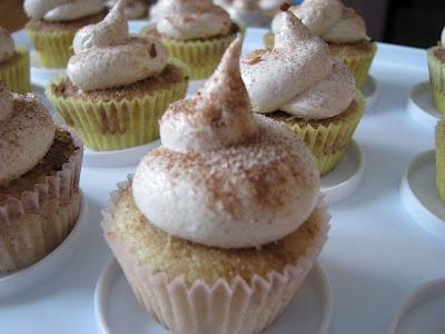 Snickerdoodle Cupcake !!