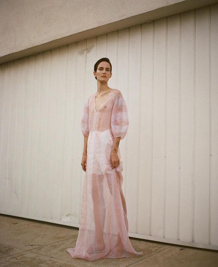 Discovery: Jane Moseley (Interview Magazine online)