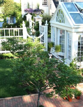 Potager Garden - traditional - landscape - chicago - The Brickman Group, Ltd.