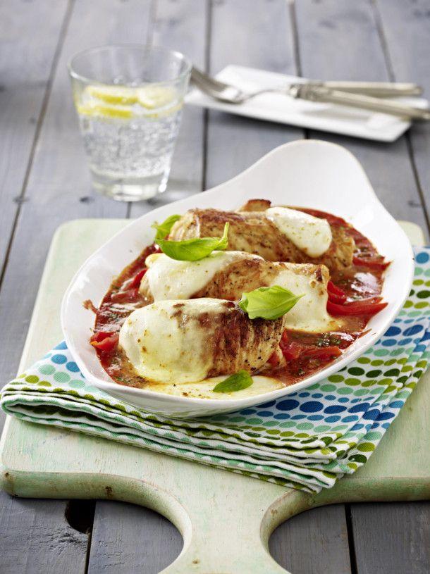 Unser beliebtes Rezept für Italienische Ofenröllchen und mehr als 55.000 weitere kostenlose Rezepte auf LECKER.de.