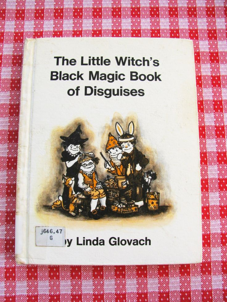sale vintage childrens halloween book the little witchs black magic book of disguises vintage halloween - Vintage Halloween Decorations For Sale