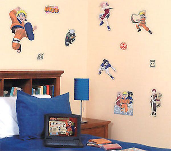 Wall Clings Boys Room