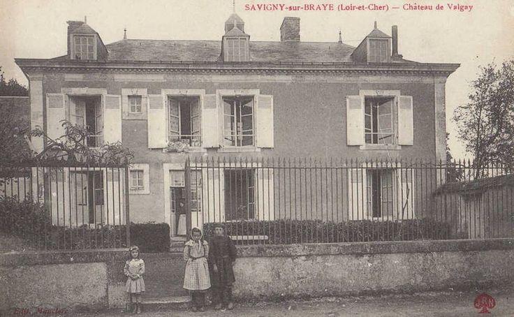 Photos : Château de Valgay - CRGPG