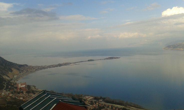 Egridir Lake view in İsparta 2