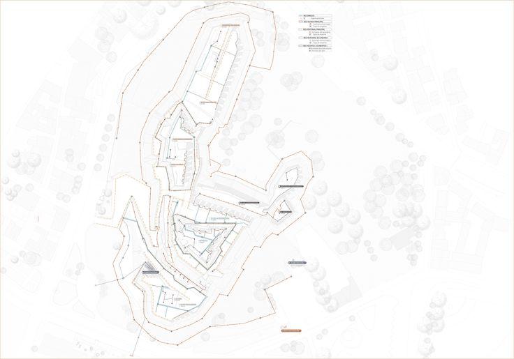 Galería de Este es el diseño de Colectivo720 + De Arquitectura y Paisaje que iluminará castillo en Cartagena - 11