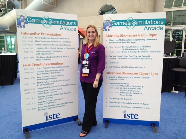 #ISTE #SIGs Turn Ideas into Action 4 more than 13,000 innovative educators at #iste12