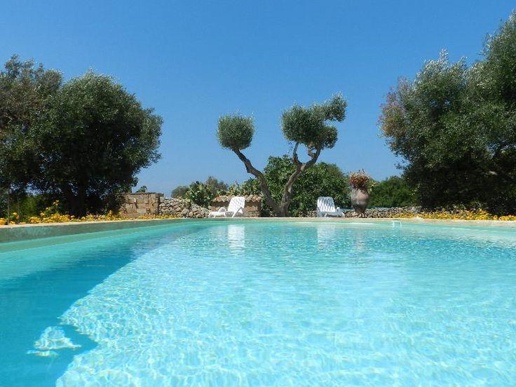 """Bed & breakfast con giardino e piscina """"Macchia Salentina"""" a Marina di Mancaversa, Taviano, vicino #Gallipoli, #Salento, #Puglia! Ideale per famiglie con bambini e gruppi numerosi!"""