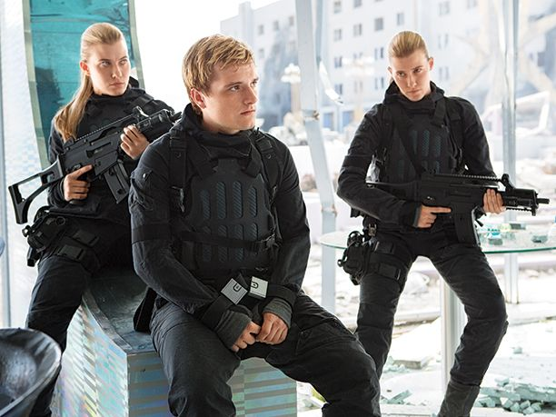'The Hunger Games: Mockingjay - Part 2': 8 EW exclusive photos | Misty Ormiston, Josh Hutcherson, and Kim Ormiston | EW.com