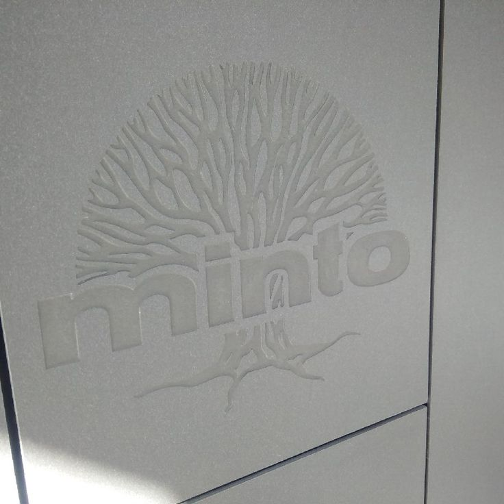 Minto Logo and EQUITONE fibre cement - the designs are endless! #Leadingtheway #CondosConference #brilliantbuildings