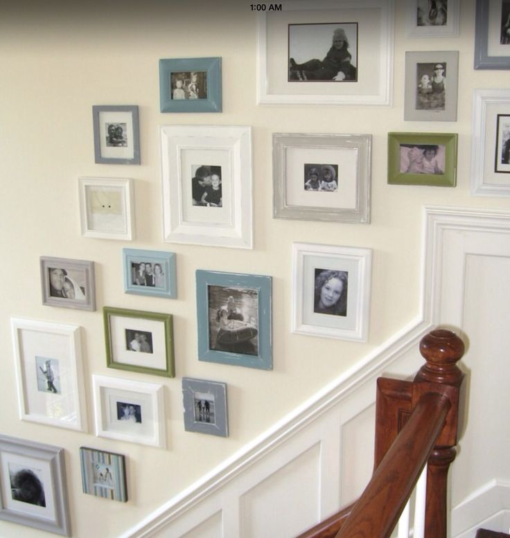 Mejores 33 imágenes de Wall Collages en Pinterest   Fotografía ...