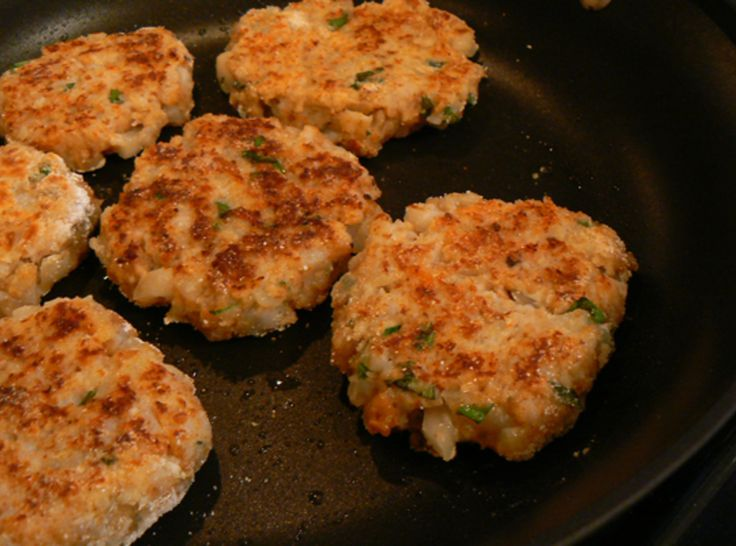 Recipe For Crispy Shrimp Cakes
