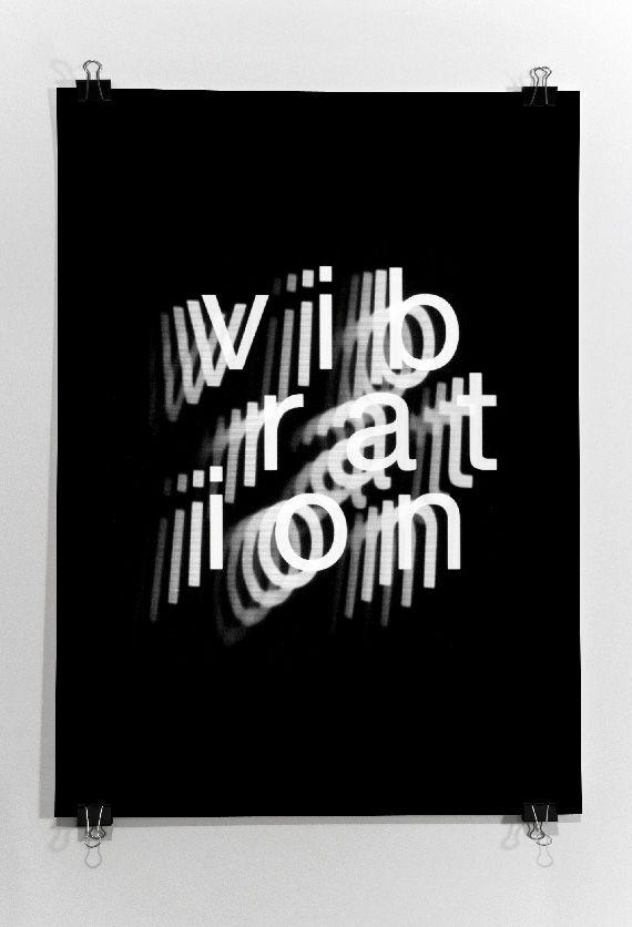 Choregraphique Typography | Nicolas Bonté | Design Graphique