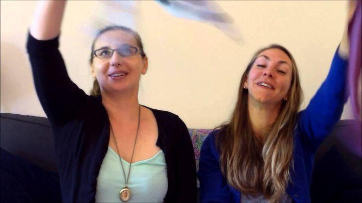 Popcorn Kernels: Storytime Scarf Song