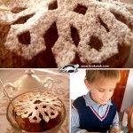 Phyllo Dough SNOWFLAKES
