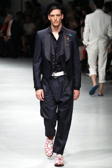 Vivienne Westwood S/S 2014