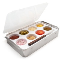 23 Best Images About Condiment Trays On Pinterest