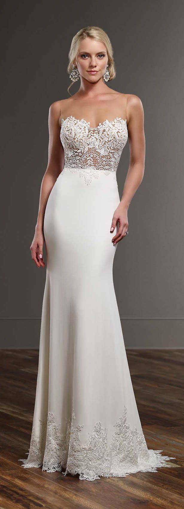 Best Wedding Dresses of 2016 - Martina Liana Spring 2016 Wedding Dress Clothing, Shoes & Jewelry : Women : dress for women http://amzn.to/2meoyF8