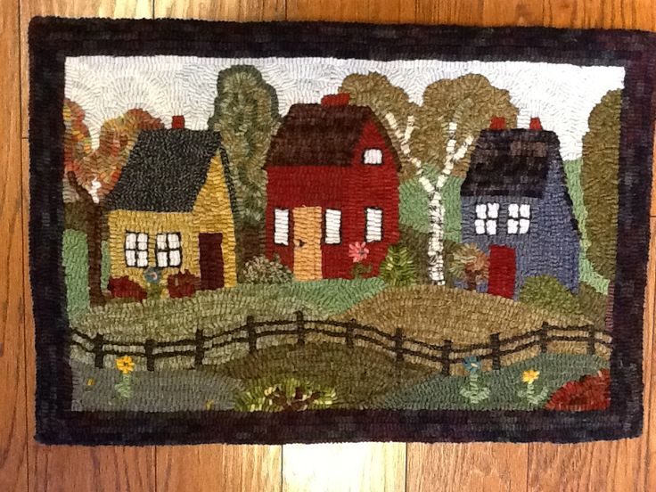 Patterns For Rug Hooking Rugs Ideas