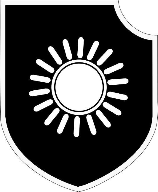"""23. Waffen-Gebirgs-Division der SS """"Kama"""" (kroatische Nr. 2)"""