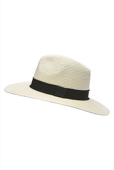 Classic Panama Hat #WITCHERYSTYLE