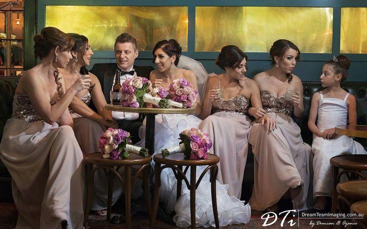 Danielle & Morris Caldarola - Wedding  #dreamteamimaging, #adelaideweddingphotography