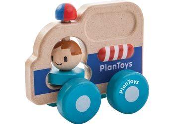PlanToys – Rescue Car