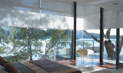 silent gliss roller blind - Google Search