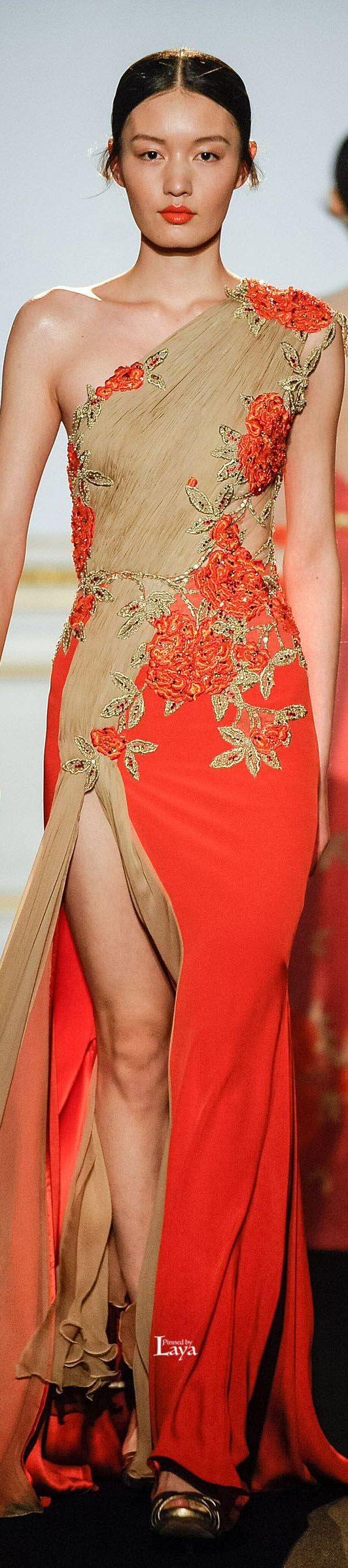 DANY ATRACHE Spring-Summer 2015 COUTURE
