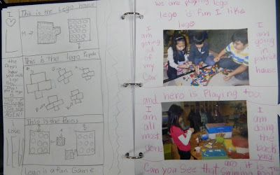 Our Class Blog: Exploration Binders: Documenting Learning Imagine this being utilised in schools that use the Walker Approach!