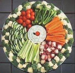 Image result for vegetable tray ideas recipes